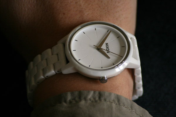 Montre Nixon Ceramic Kensington