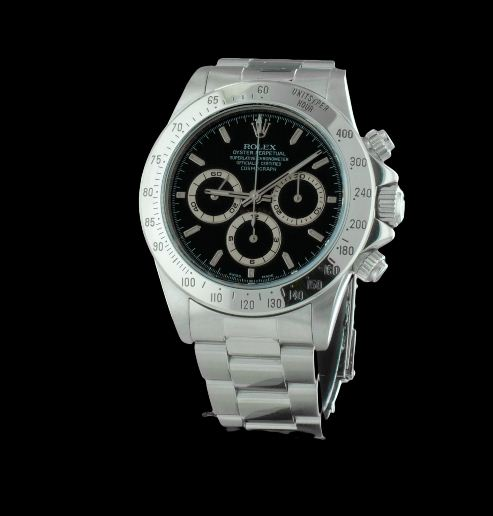 montre rolex daytona calibre zenith montres passion. Black Bedroom Furniture Sets. Home Design Ideas
