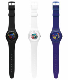 Montre Swatch New Gent Lacquered