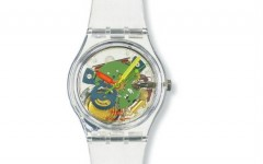 Swatch Jelly Piano