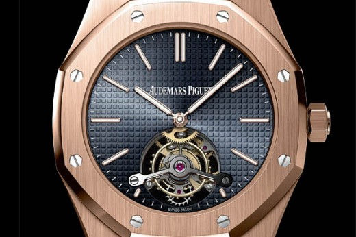 Montre Royal Oak Tourbillon extra-plat Audemars Piguet