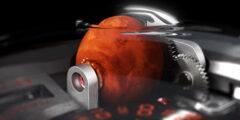CYRUS Klepcys Mars