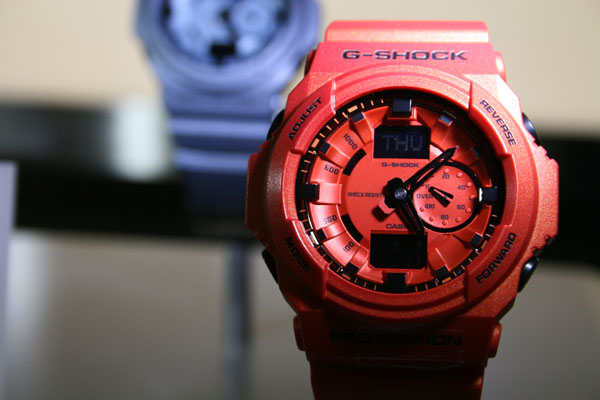 Casio G-Shock GA 150A