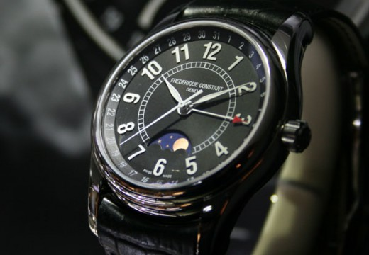Frederique Constant Index Moon Timer