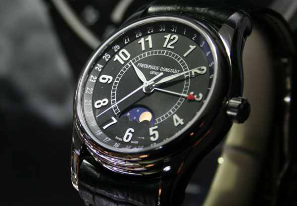 Frederique Constant Index Moon Timer