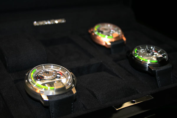 HYT H1 collection
