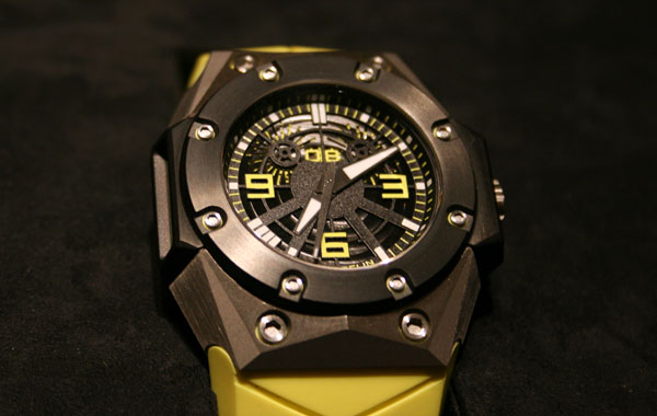 Oktopus II Linde Werdelin watch