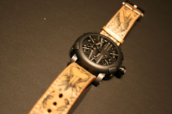 RJ-Romain Jerome Tattoo-DNA Baselworld 2012