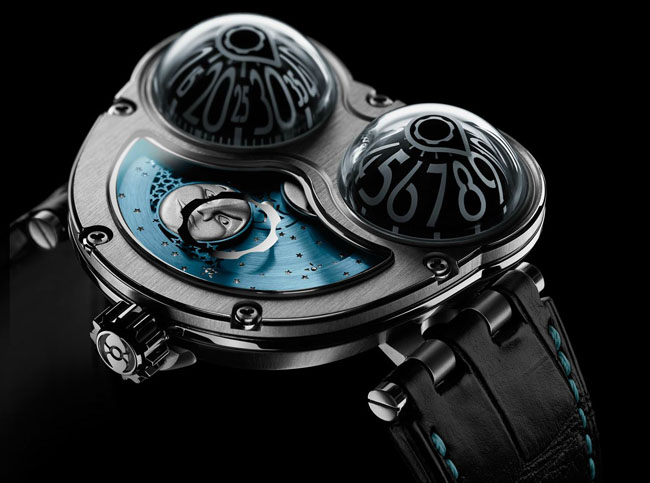 MBandF MoonMachine MB&F