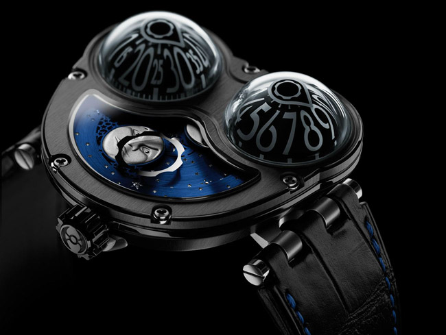 Montre MoonMachine MB&F