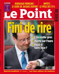 Montre de François Hollande