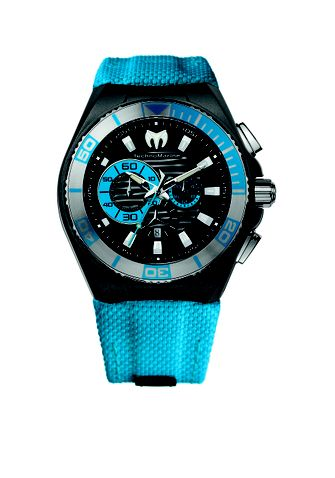 LOCKER Technomarine bleu