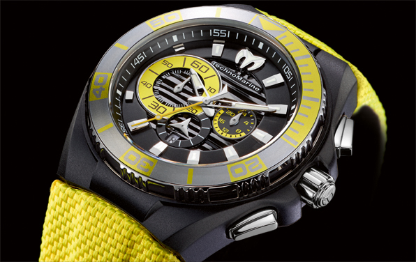 LOCKER Technomarine jaune