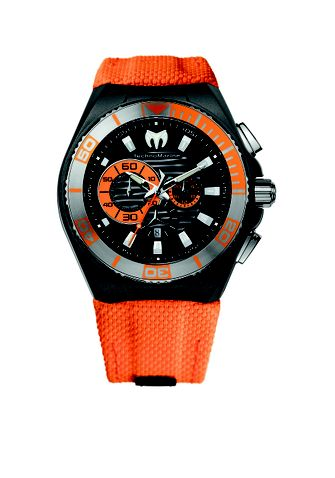 Locker Technomarine orange