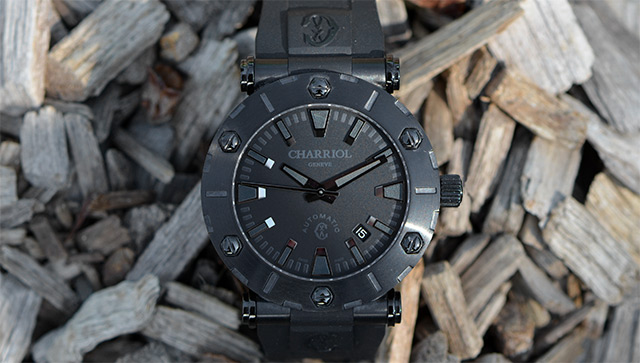 Charriol Rotonde Automatic XL 02