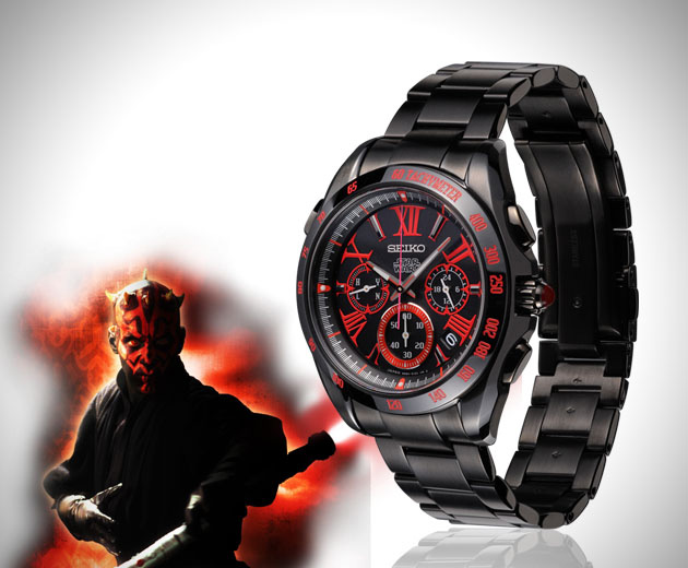 Montre Star Wars Darth Maul