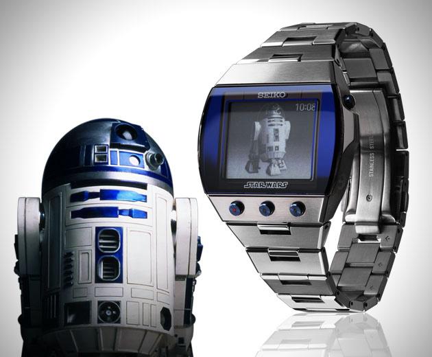 Montre Star Wars R2D2