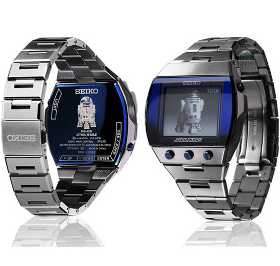 Seiko Star Wars R2-D2