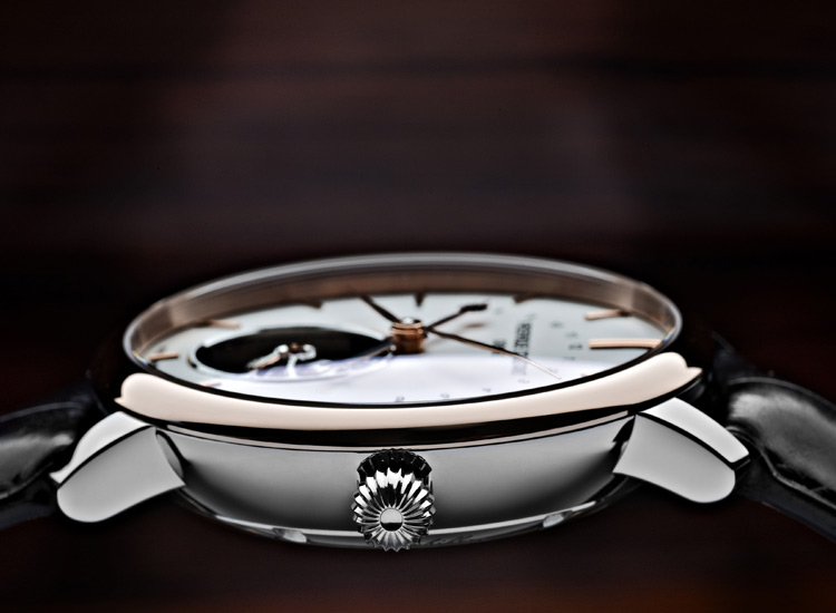 Tourbillon Frederique Constant accessible