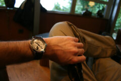 Wristshot Pequignet Rue Royale