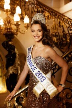 Montre diamant Miss France