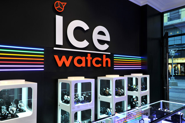 Ice-watch boutique Genève