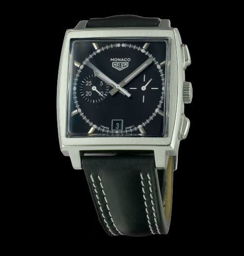 montre occasion tag heuer monaco montres passion. Black Bedroom Furniture Sets. Home Design Ideas