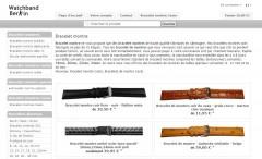site de bracelet de montre
