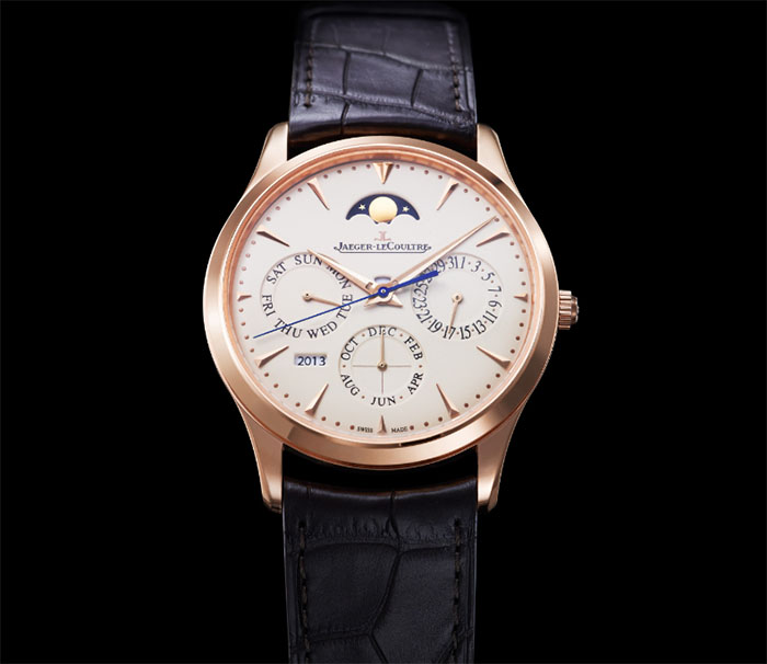 Master Ultra Thin Perpetual Jaeger-LeCoultre