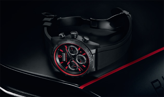 Montre Tudor-Fastrider-Black-Shield