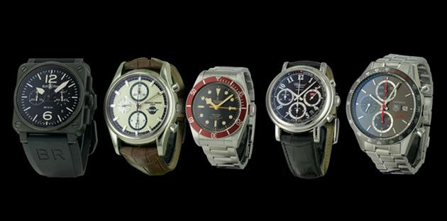 5 montres embl matiques pour no l montres passion. Black Bedroom Furniture Sets. Home Design Ideas