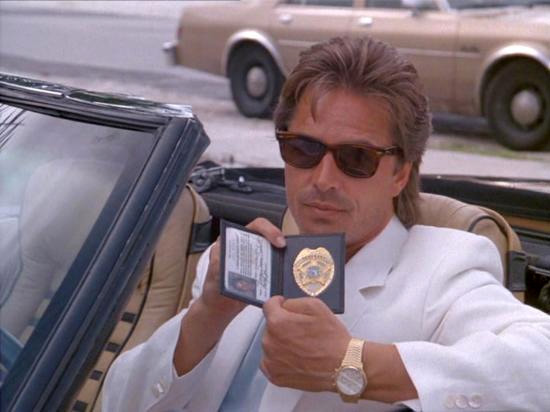 Montres Miami Vice