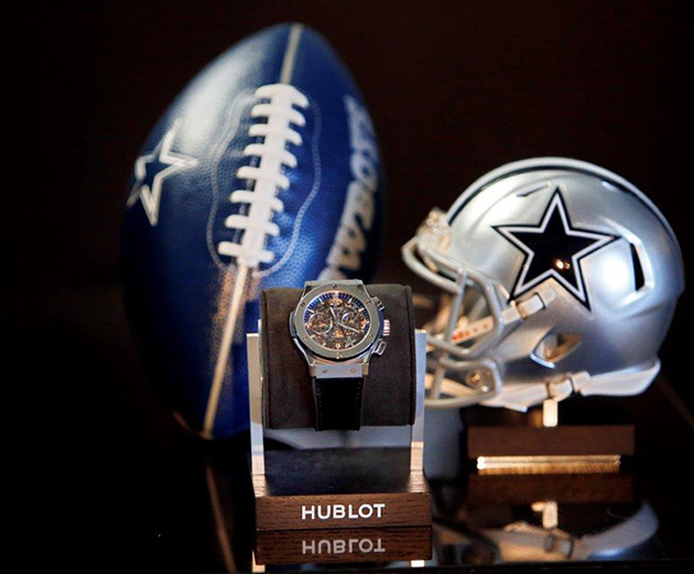 Montre-Hublot-Dallas-Cowboys