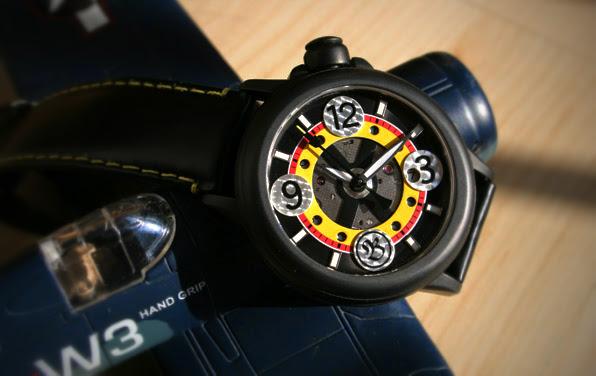 Montre-automatique-Bausele-Pilot