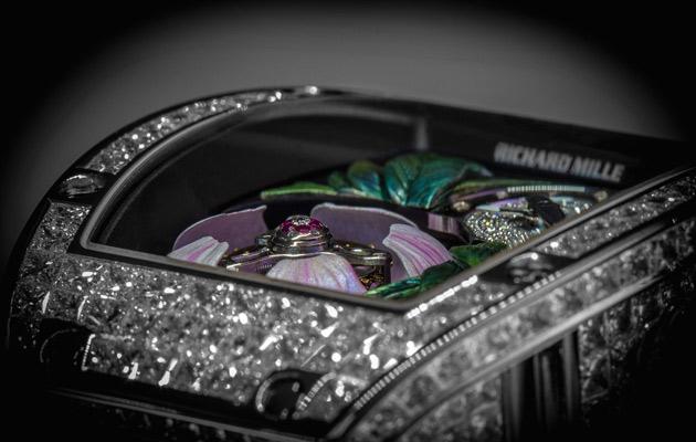 cadran-Richard-Mille-RM-19-02-Tourbillon-Fleur