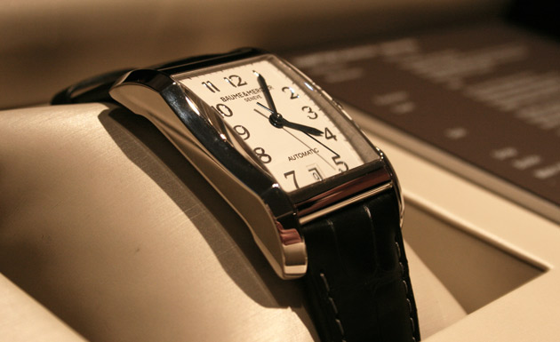 montre-Hampton-Baume-Mercier