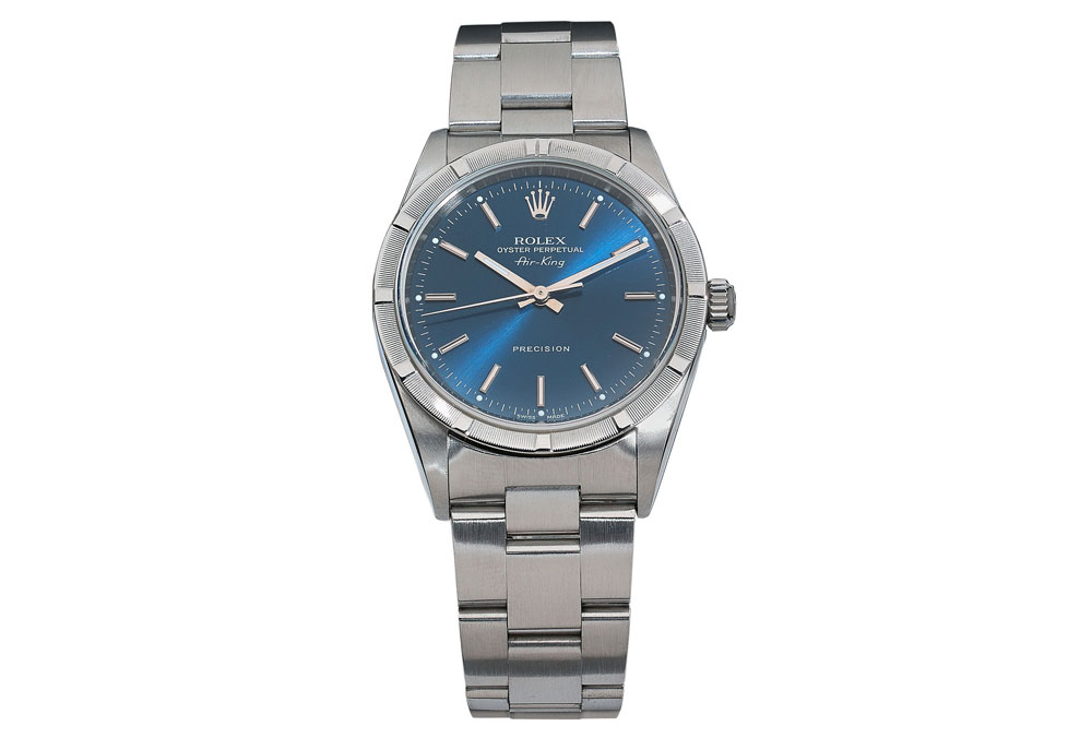 Montre-Rolex-Oyster-Perpetual-Air-King-Precision-3400-euros