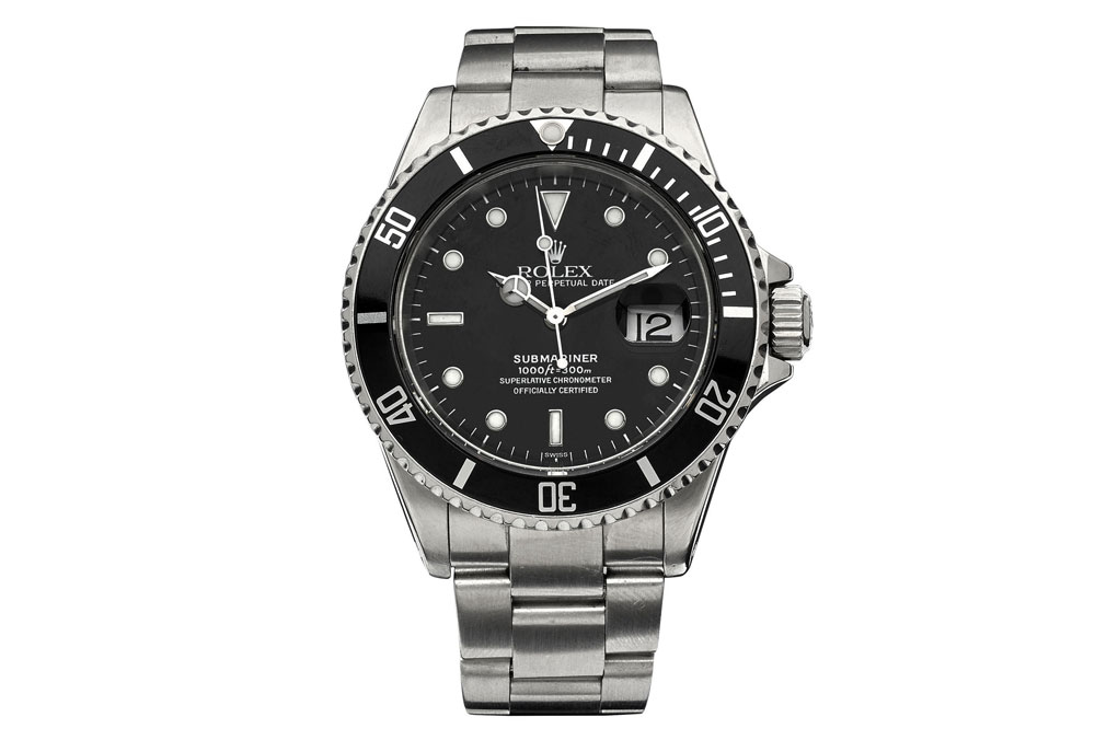 Montre-Rolex-Oyster-Perpetual-Date-Submariner-6200-euros