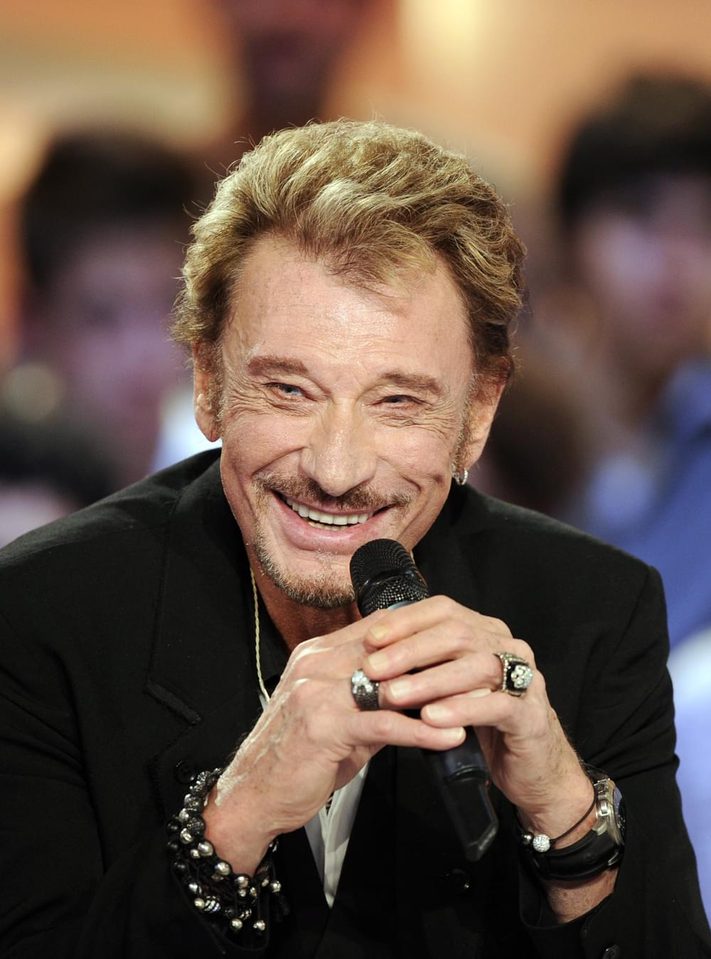 Montres de Johnny Hallyday Harry Winston