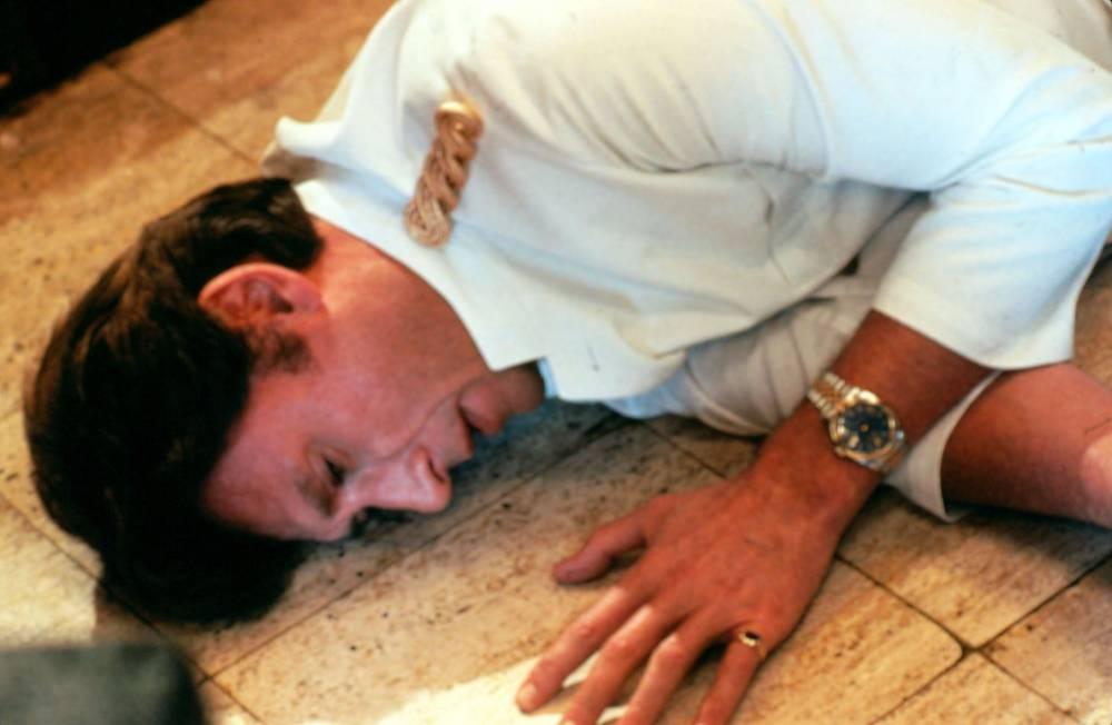 Montres de Johnny Hallyday Rolex