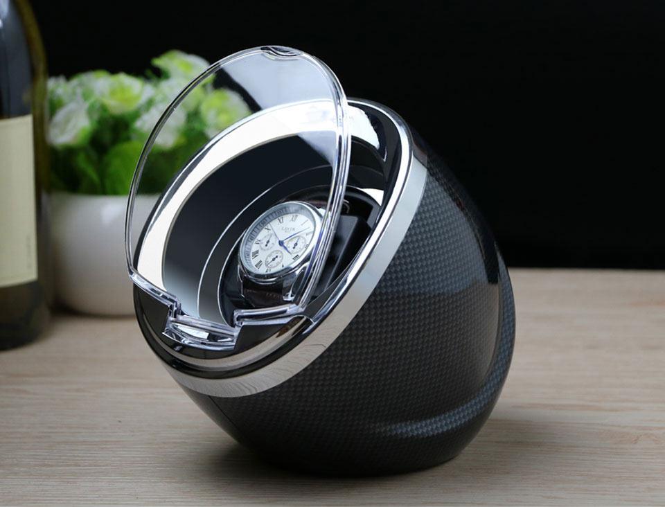 design de qualité cef24 6acef Remontoir pour montres automatiques carbone